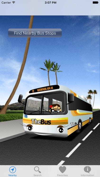 DaBus2 - The Oahu Bus App