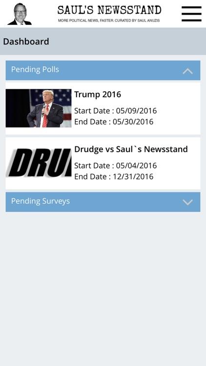 Saul's News