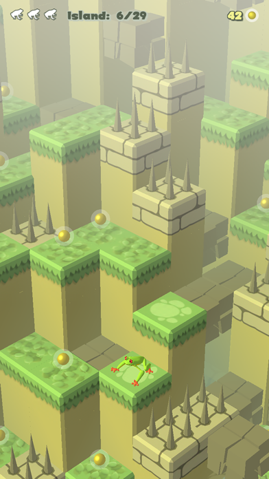 Swampy Frog screenshot four