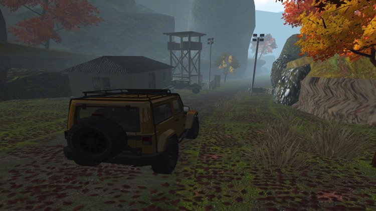 3D 4x4 Off-Road Truck Racing - Extreme Trials Driving Simulator FREE screenshot-3