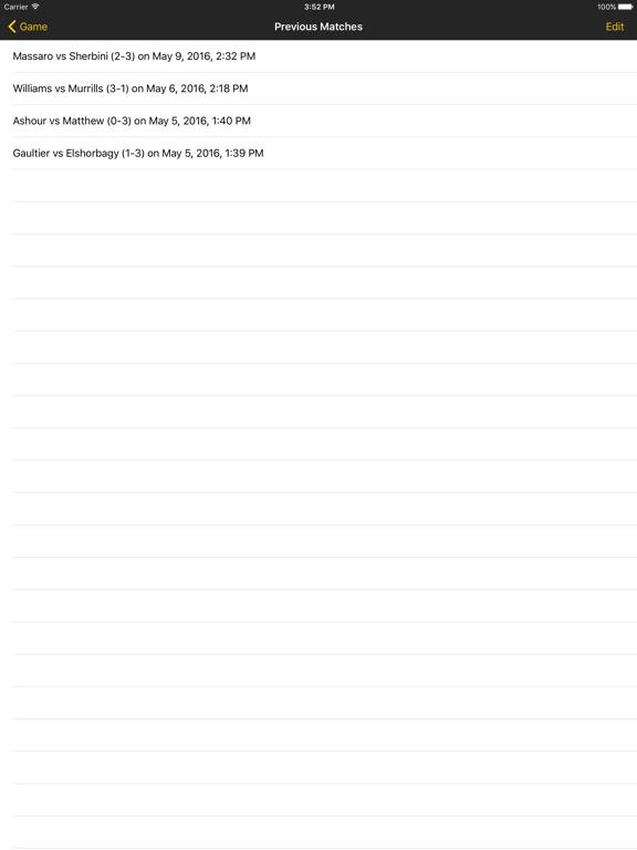 Squash Score Referee | App Price Drops