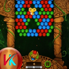 Activities of Sun Temple Bubble Match Puzzle