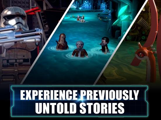 LEGO® Star Wars™: The Force Awakens iPad