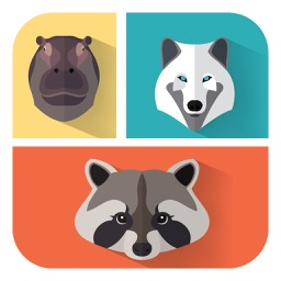 Word Guess - A quiz where you guess the hidden animals !