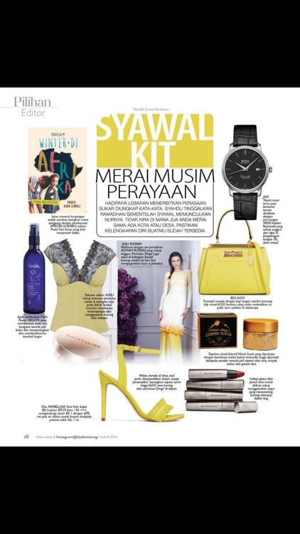 Hijabista Magazine screenshot-4
