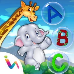 Learn Animals - Animal Alphabets Flashcards For Kids