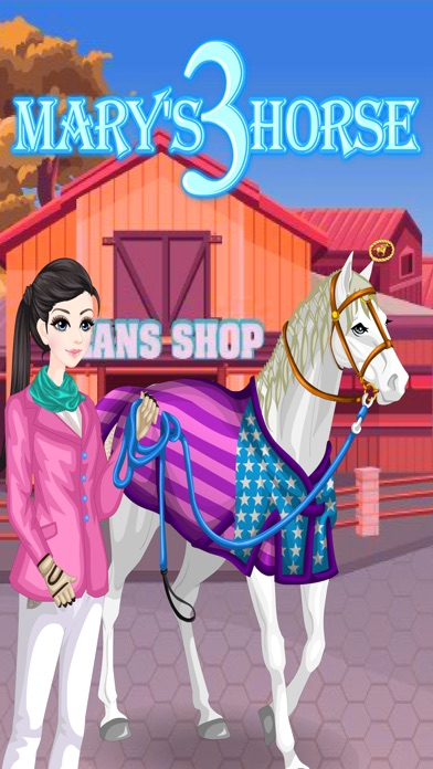 Horse Dress Up Games for Girls