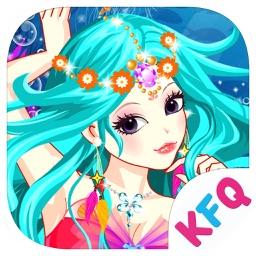 Mermaid Girl – Deep Sea Elf Beauty Game