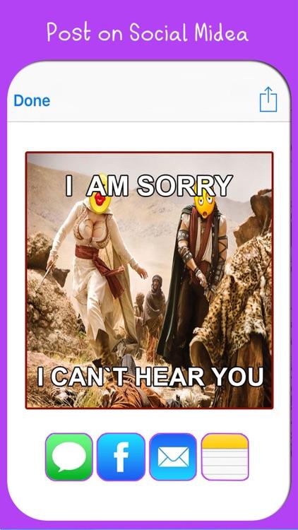 Game of Memes - Best | Popular | Meme Creator | Generator | Design & Photo Caption