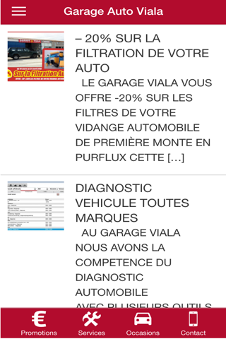 Garage Viala screenshot 1