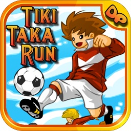 Tiki-Taka Run - Running game for kids and adults