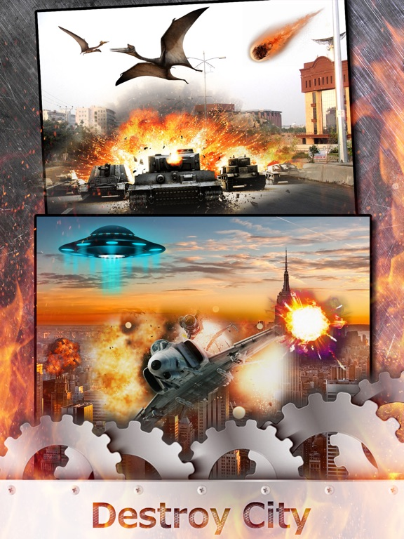 Action Movie FX Pro - Hollywood Style Special Effect Change.r & Extreme Photo Sticker Edit.or-ipad-2