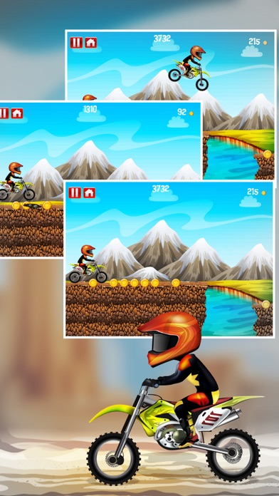 super bike race - The Arcade Creative Game Edition-2
