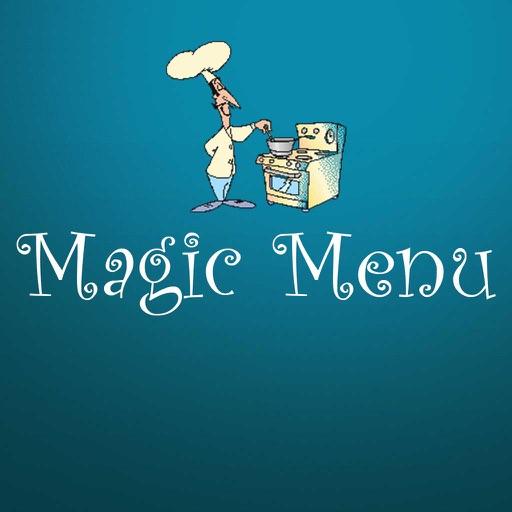 Magic Menu -Cook Your Food in a Snap