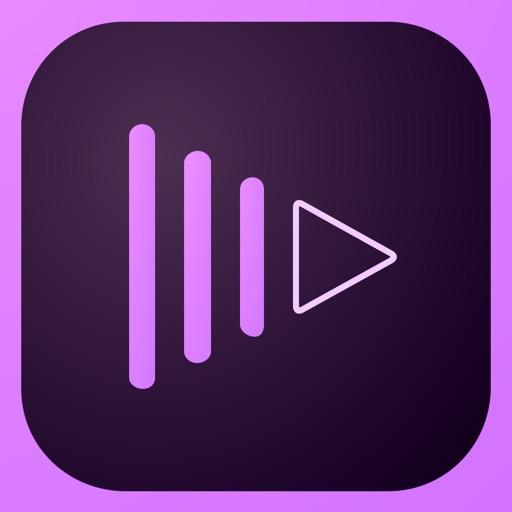 Adobe Premiere Clip - 動画の作成、編集、共有アプリ