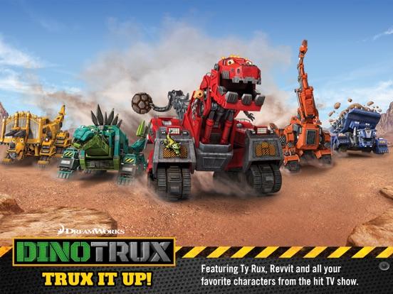 Dinotrux App iPad