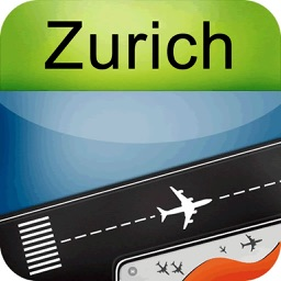 Zurich Airport (ZRH) Flight Tracker