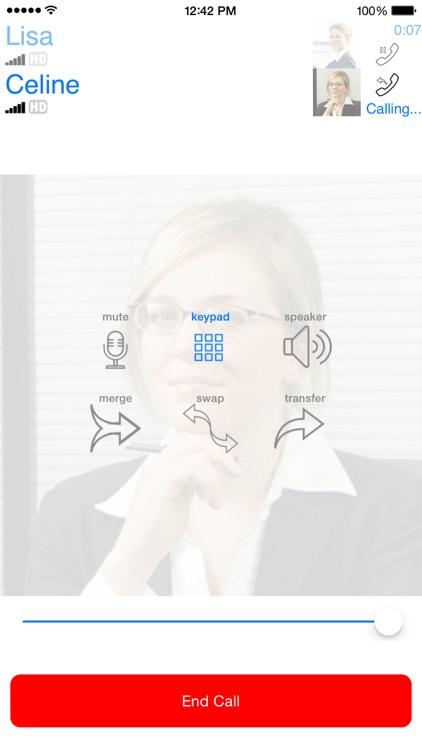 Media5-fone Pro VoIP SIP Softphone screenshot-4