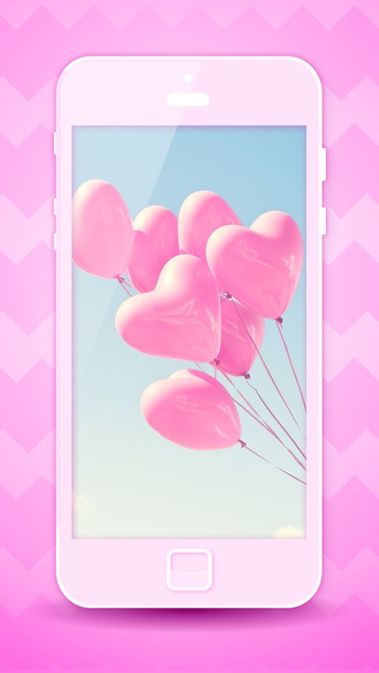 Pink Wallpapers – Cute Wallpaper For Girls With Stylish & Girly Background Design
