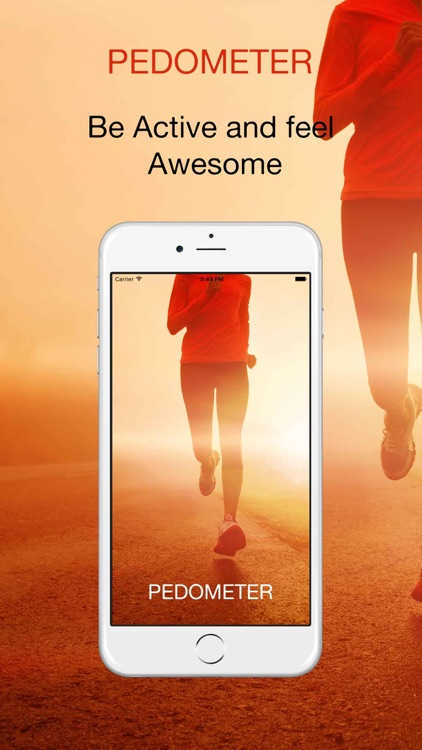 Pedometer : Step Counter Running & Fitness