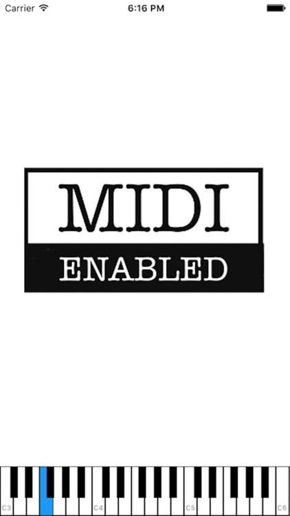 Midi Enabled - Virtual Midi Output