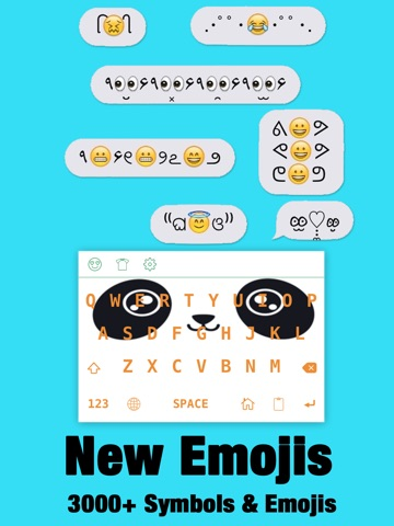 New Emoji 2 Emoji Keyboard With Kawaii Theme Emoticon And Symbol