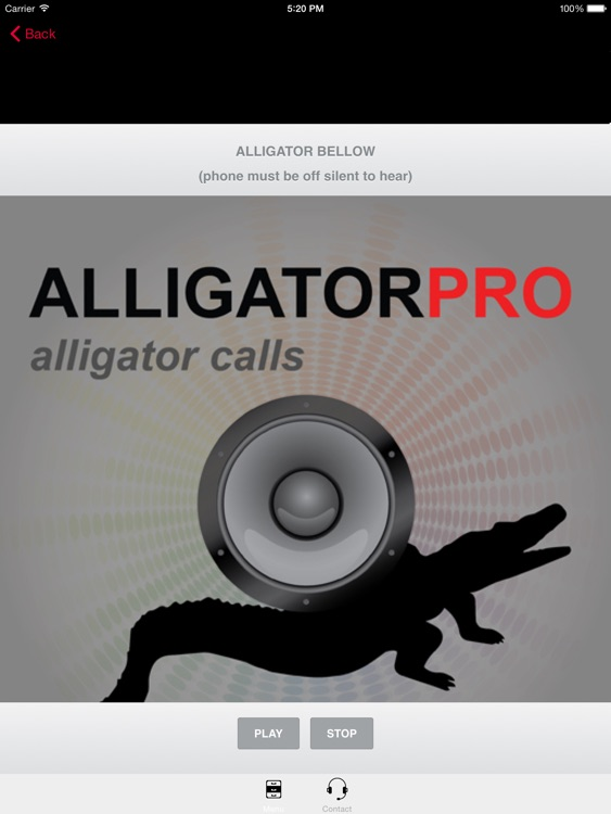 REAL Alligator Calls and Alligator Sounds for Calling Alligators screenshot-0