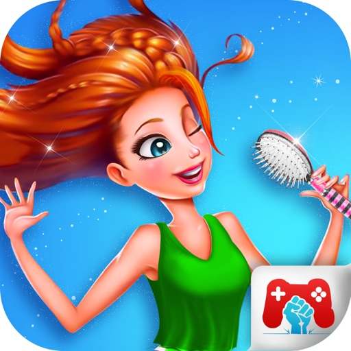 Princess Doll Party Makeover icon