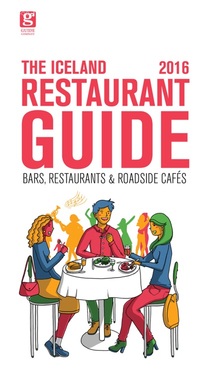 The Iceland Restaurant Guide