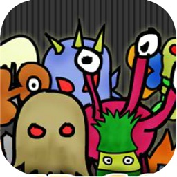 Monster Go Up - A fun & addictive puzzle matching game