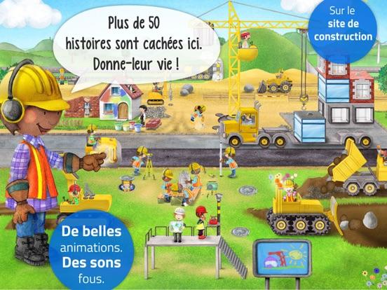 Screenshot #5 pour Tiny Builders - Camions, grues pour enfants