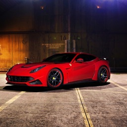 HD Car Wallpapers - Ferrari F12 Berlinetta Edition