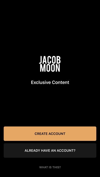 Jacob Moon
