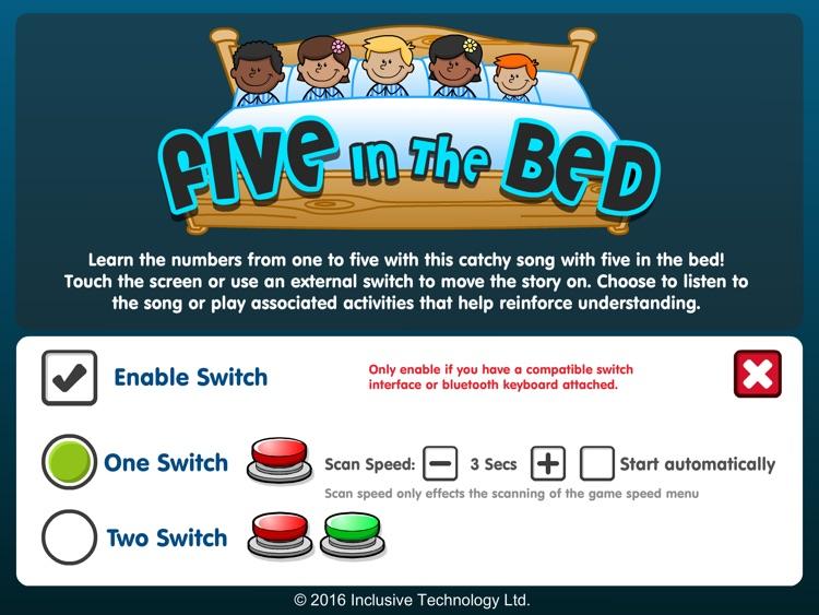 Five in the Bed screenshot-4