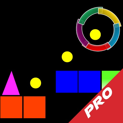 Addicting For Geometry Color Pro - Awesome Ball Jump And Absatract Game