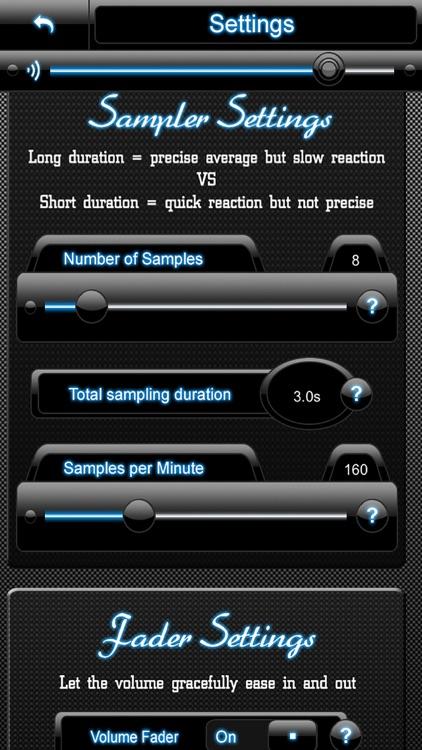 AutoVolume ~ Automatic Volume Control screenshot-4