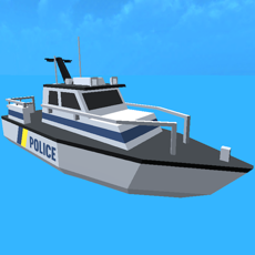 Activities of Super Police Boat  Parking & Docking Fastlane Driving Game!