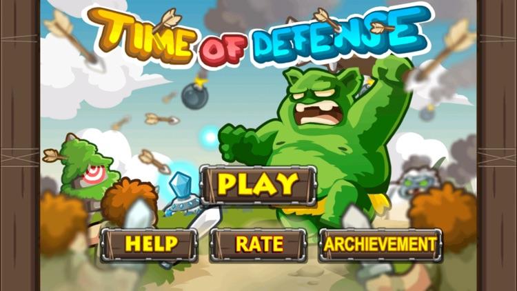 Castle Defense: Stone Tower screenshot-3