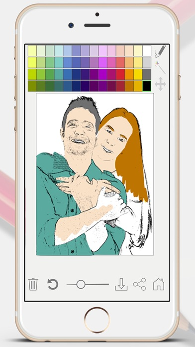 Sketch Photo Effect editor to color your images - Premium Screenshot 5