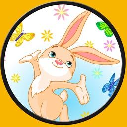 splendid rabbits for kids - no ads