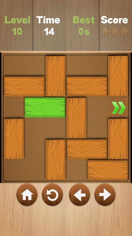 Unblock! - sliding puzzles screenshot-4