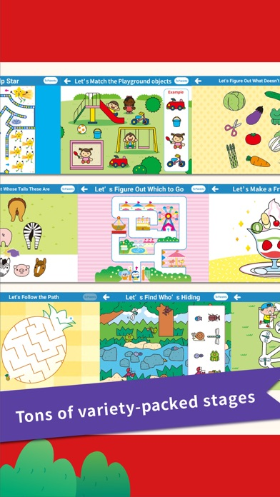 Gakken Go Go - Educational Interactive Workbook for FREE - screenshot two