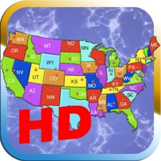 Activities of Advanced Puzzle Map Of USA HD