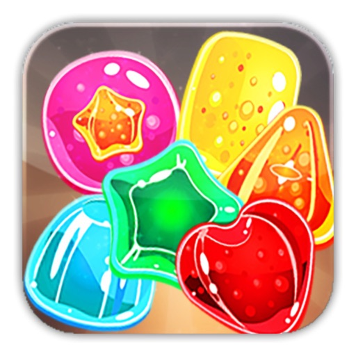 Jelly Pop Pop: Tap Swweet Game