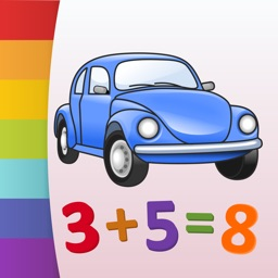 Color by Numbers - Vehicles