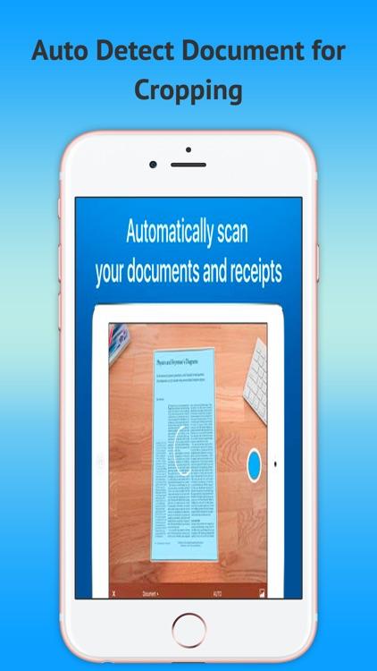 Mobile OCR Scanner-PDF Free screenshot-3