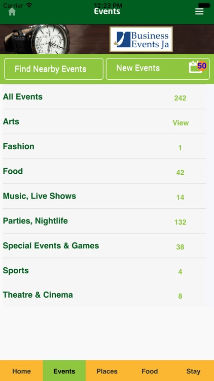 Prips | Events Places Jamaica