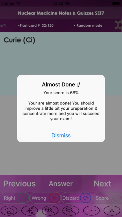 Nuclear Medicine Full Exam Review : 2600 Quizzes & Notes screenshot-4