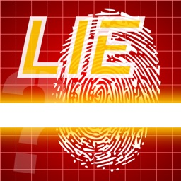 Lie Detector Fingerprint Scanner - Truth or Lying Touch Test HD +
