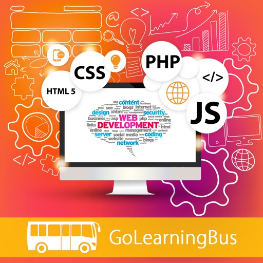 Learn HTML5, CSS, PHP and JavaScript by GoLearningBus iOS App